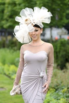Hats From The Royal Ascot