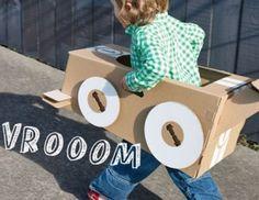 Flatout Frankie es una marca de juegos de cartón reciclado diseñados para fomentar la actividad y creatividad en los niños. Están hechos en Nueva Zelanda y nos encantan!
