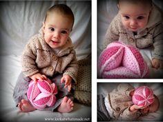 Crochet Amish Puzzle Ball Pattern