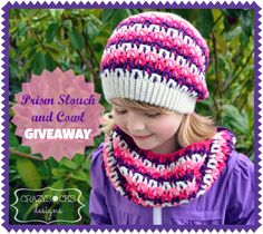 Love her patterns.  Enter the giveaway!!