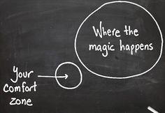 Says it all. I have showed this to many students and they LOVE it. Makes them brave!