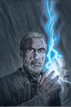 Dooku by Jan Duursema and Brad Anderson