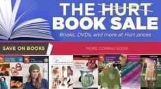 The annual hurt book sale at Interweave up to 75% off craft books and ePatterns