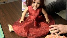 "Party Dress for 18"" Doll (American Girl Doll)"