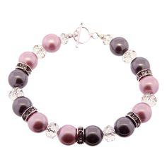 Rose Shadow Bracelet