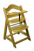 Lesen otroški stol za hranjenje SUNNY natur  82,00 €