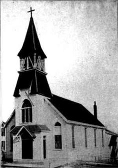 Love old churches