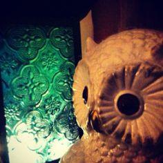 Lantern and owl <3 lantern, owl