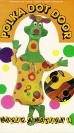 Polka Dot Door - produced and broadcast by TVOntario from 1971 until 1993.