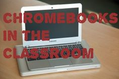 Read this blog post about a teacher who will be getting Google Chromebooks this upcoming school year.