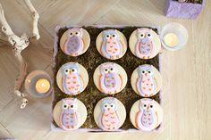 baby shower cupcakes, girl baby showers, owl cookies, owl babies, owl theme, owl cupcakes, shower idea, babi shower, girl babi