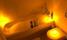 Take a Bath: 4 Natural Concoctions to Totally Relax You
