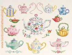 tea time, tea pot, theepot collecti, collecti theepottenjpg, dmc collecti