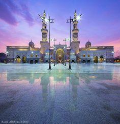 Masjid Al-Rajhi. #Makkah, Saudi Arabia.
