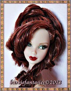 Barbie close-up. Jacqueline | BarbieFantasies