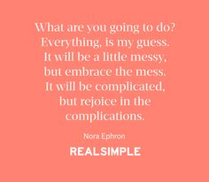 The Real Simple Dail