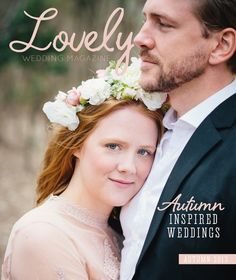 Lovely Wedding magazine autumn/2013 #styling #wedding #free
