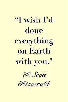 love letter, life, gatsbi, fscott fitzgerald, f scott fitzgerald, inspir, earth, love quotes, thing