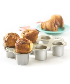 Take a look at this Grand Popover Pan by Nordic Ware on #zulily today!