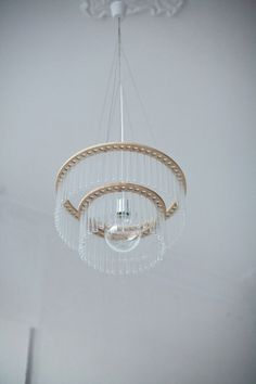 Test Tube Chandelier by Pani Jurek: #Lighting #Test_Tube_Chandelier #Pani_Jurek