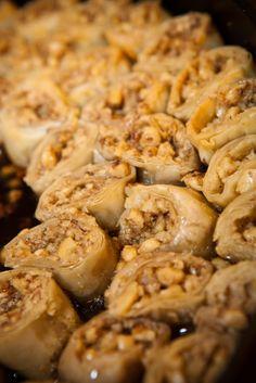 Best Recipes from The Balkans Countries ... KOSOVO: Baklava Recipe