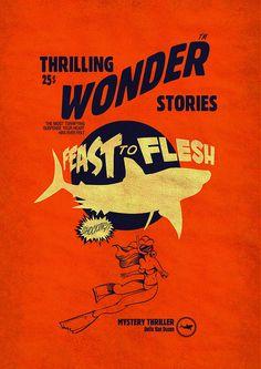 Thrilling wonder stories