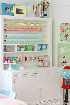 Maple & Magnolia sewing studio!