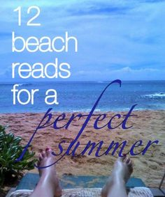Awesome list of books to read this summer!