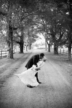 Love this picture! So romantic!