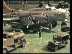 Airports of ww2 german, american, Korea, Vietnam & Harriers