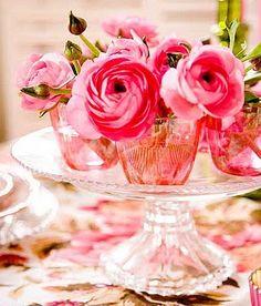#MaidsMonday Pomegranate Wedding Decor