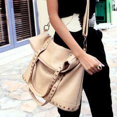 Stud Handbag~I need this ASAP please