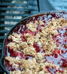 Strawberry Cobbler Dessert Recipe