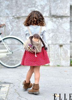 jupette et minnetonka ! (girl Archives - Page 3 of 4 - Bambino Street Style)