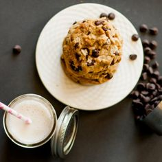 Traditional Chocolate Chip Cookies - a go-to bulletproof recipe you'll use time and again. And it's vegan!