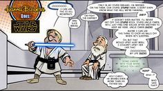 STAR WARS and THE MATRIX in the style ofHanna-Barbera - News - GeekTyrant