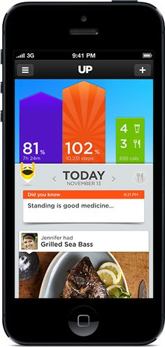 UP by Jawbone | Know yourself. Live better.
