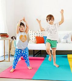 #Yoga can help kids relax and may also be a helpful treatment for asthma, autism, and more. Find out why this may be the best #fitness activity for your family.