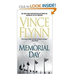 Anything by Vince Flynn!