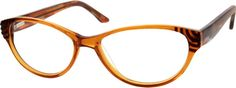 6359 Acetate Full-Rim Frame with Spring Hinges