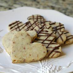 winning recipe for pecan shortbread