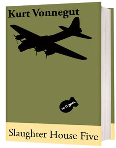 Kurt Vonnegut uses a combination of dark humor and irony in Slaughterhouse-Five. As a result, the novel enables the reader to realize the horrors of war while simultaneously laughing at some of the absurd situations it can generate. Mostly, Vonnegut wants the reader to recognize the fact that one has to accept things as they happen because no one can change the inevitable.