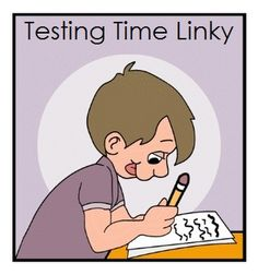 Join the Testing Time linky party!  Check out all the ideas.