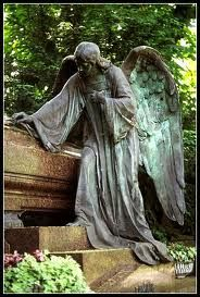 old Angel Grave cementary, so sad!