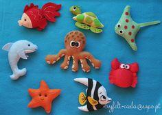Animais marinhos!