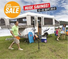 Jayco Almost Summer Sale! Huge Savings until 22nd September! Head into your local dealer now! #jayco #jaycoaustralia #caravan #motorhome #holiday #roadtrip #sale #bargain