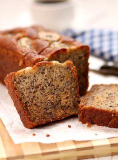 Flour's famous banana bread - my bare cupboard: