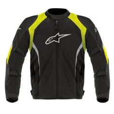 ALPINESTARS - T-AST Air Mesh Motorcycle Jacket - Alpinestars - Popular Brands - Street - CycleGear - Cycle Gear