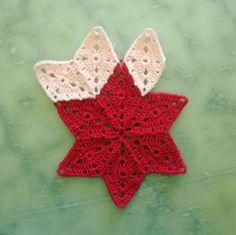 PRAIRIE STAR AFGHAN #crochet