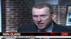 The Ron Clark Academy - Kids who enjoy going to school (CNN), via YouTube.
